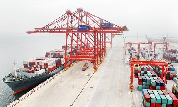泰州港项目